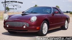 2004_Ford_Thunderbird_Deluxe_ Lubbock TX