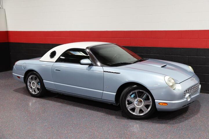 2004 Ford Thunderbird Deluxe w/Hard Top 2dr Convertible Chicago IL