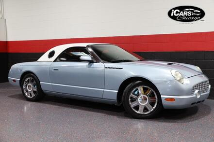 2004_Ford_Thunderbird_Deluxe w/Hard Top 2dr Convertible_ Chicago IL