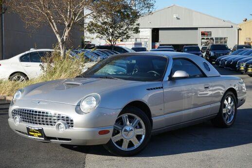 2004 Ford Thunderbird Premium San Rafael CA