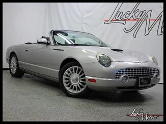 2004_Ford_Thunderbird_Premium_ Villa Park IL