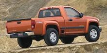 2004_GMC_Canyon_SL Z85_ Covington VA