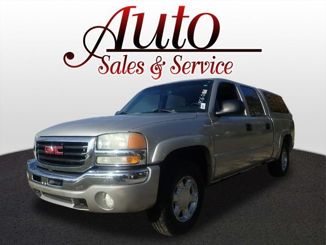 2004 GMC Sierra 1500 SLE Crew Cab Short Bed 4WD Indianapolis IN