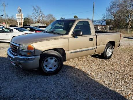 2004 GMC Sierra 1500 SLE Short Bed 2WD Hattiesburg MS