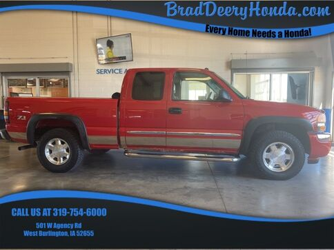 2004_GMC_Sierra 1500_SLT_ West Burlington IA