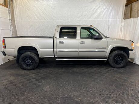 2004 GMC Sierra 2500HD SLT Crew Cab Short Bed 4WD Middletown OH