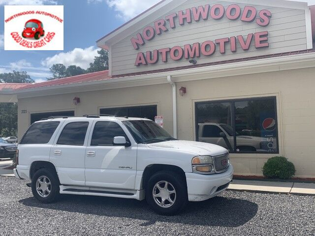 2004 GMC Yukon Denali North Charleston SC