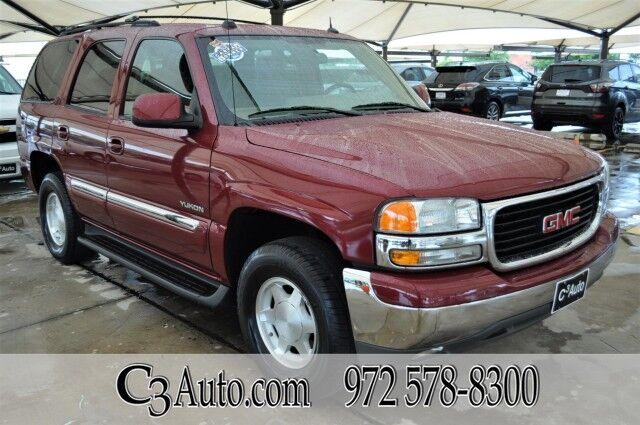 2004 GMC Yukon SLE Plano TX