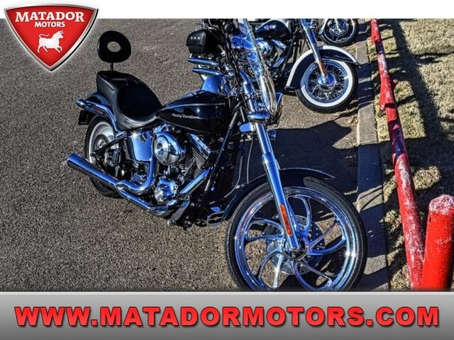 2004 HARLEY DAVIDSON SOFT TAIL DELUXE  Lubbock & Wolfforth TX