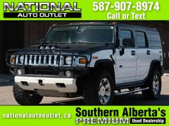 2004 HUMMER H2- HEATED LEATHER SEATS -SUN ROOF