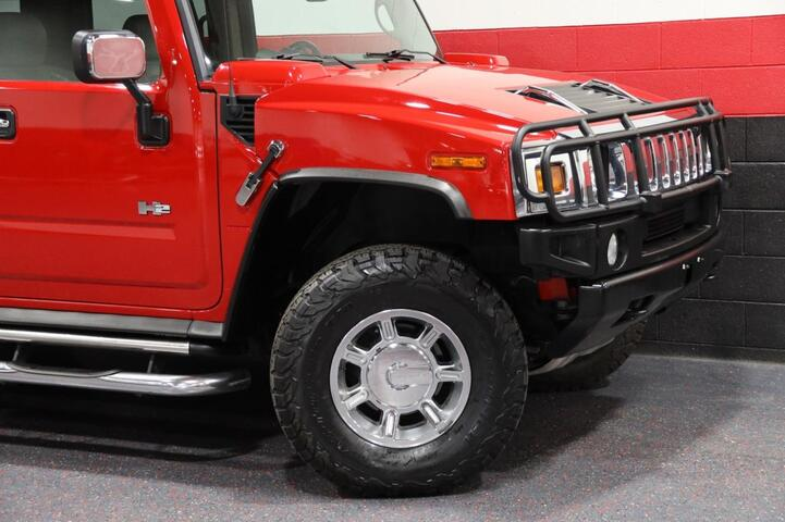 2004 HUMMER H2 Luxury Limited Edition 4dr Suv Chicago IL