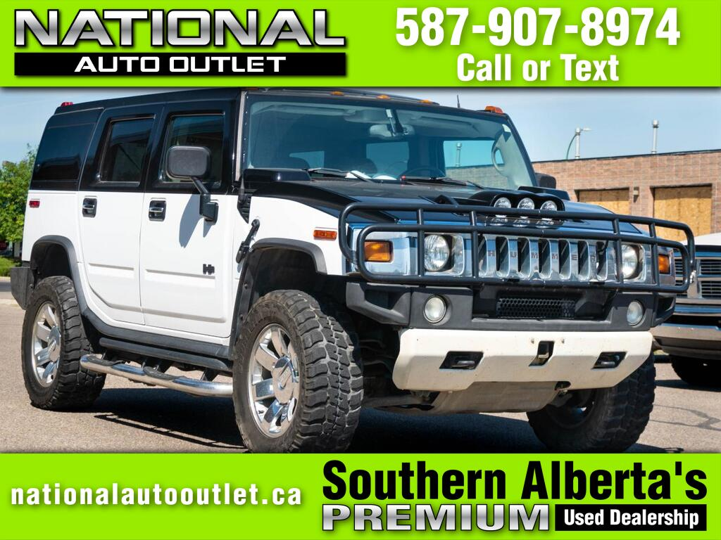 2004 HUMMER H2 Other Lethbridge AB