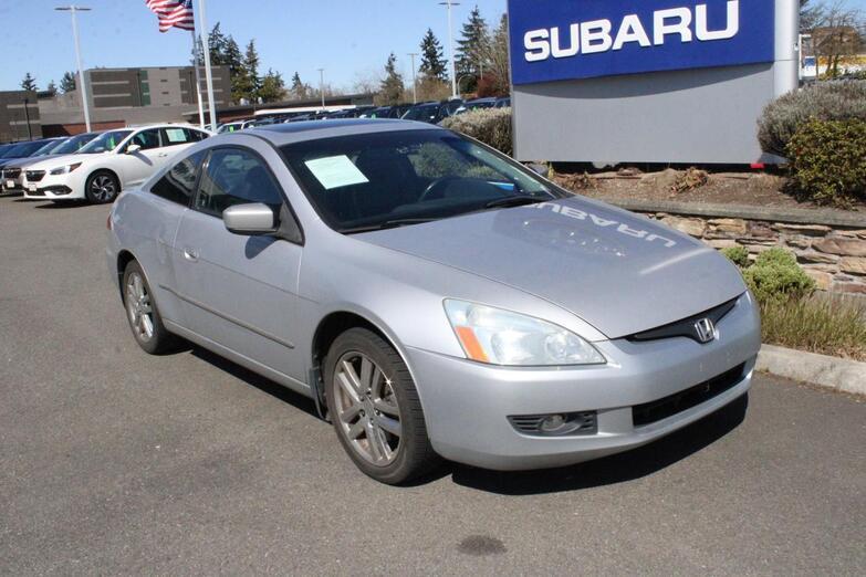 2004 Honda Accord Cpe EX Seattle WA