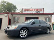 2004_Honda_Accord_EX V-6 Sedan AT with_ Reno NV