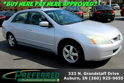 2004_Honda_Accord Sdn_EX_ Fort Wayne Auburn and Kendallville IN
