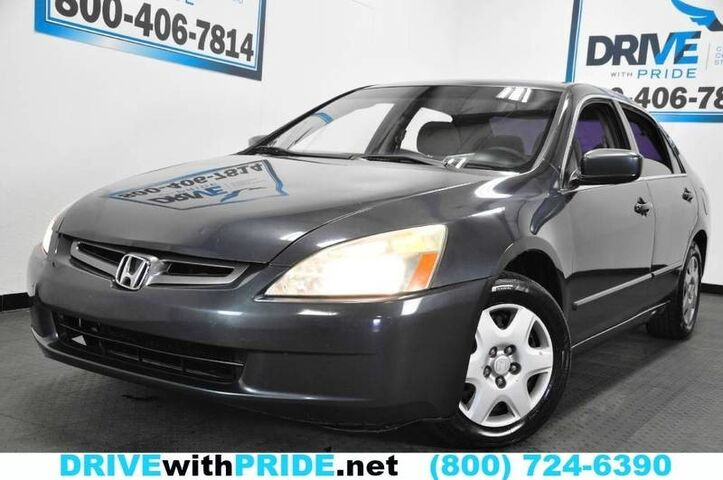 2004 Honda Accord Sdn LX AUTOMATIC CLOTH CRUISE CONTROL PWR ACCESSORIES Houston TX