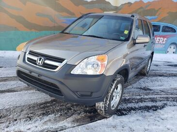 2004_Honda_CR-V_EX 4WD AT_ Saint Joseph MO