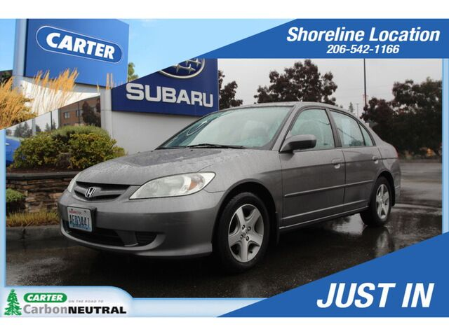 2004 Honda Civic EX Seattle WA