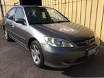 2004 Honda Civic EX sedan AT