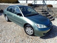 2004_Honda_Civic_LX_ Pen Argyl PA