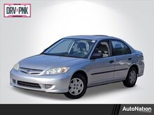 2004_Honda_Civic Sedan_VP_ Fort Lauderdale FL