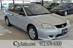 2004_Honda_Civic_VP_ Plano TX