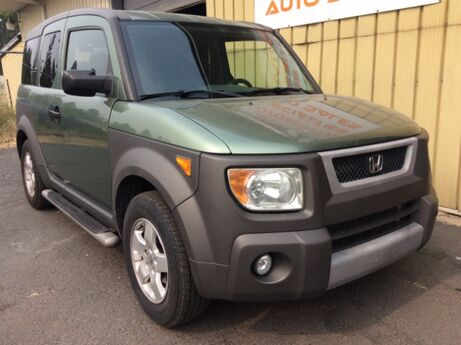 2004 Honda Element EX 4WD AT w/ Front Side Airbags Spokane WA