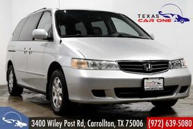 2004_Honda_Odyssey_EX-L NAVIGATION LEATHER HEATED SEATS QUAD BUCKET SEATS_ Carrollton TX