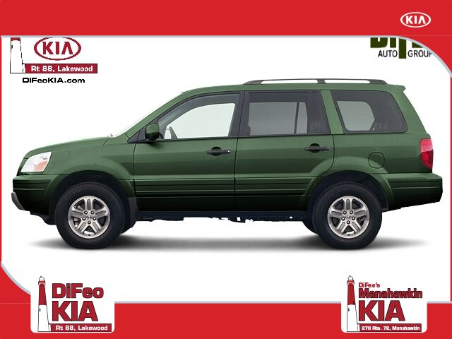2004 Honda Pilot EX Lakewood NJ