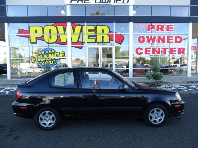 2004 Hyundai Accent 3DR HB CPE MT Corvallis OR