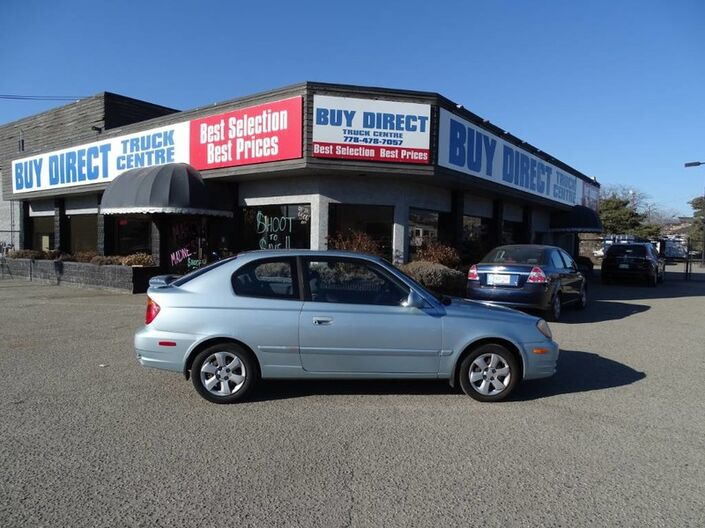 2004 Hyundai Accent GSi, 2 Door, Hatchback, Perfect First Vehicle Kelowna BC