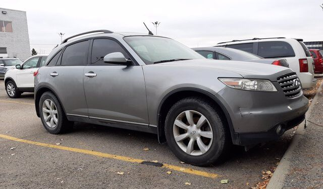 2004 INFINITI FX35 AWD | LEATHER | AUTO | CLEARANCE SPECIAL Calgary AB