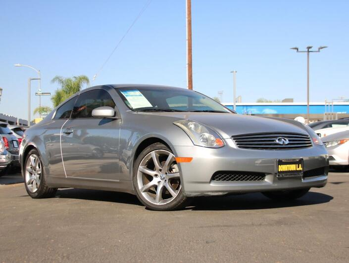 2004 INFINITI G35 Coupe  Los Angeles CA