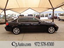 2004_INFINITI_G35 Sedan_w/Leather_ Plano TX