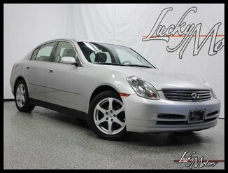 2004_INFINITI_G35 Sedan_w/Leather_ Villa Park IL