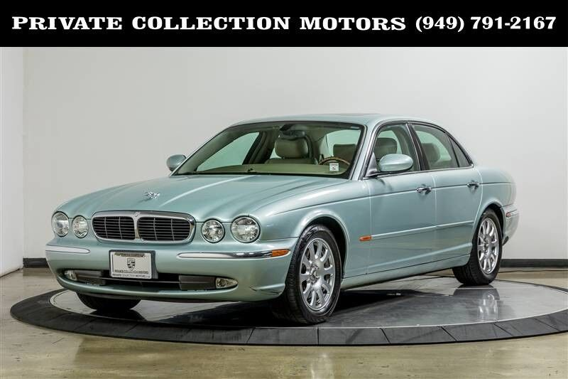 2004_Jaguar_XJ8_XJ8 Clean Carfax Low Miles_ Costa Mesa CA