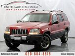 2004 Jeep Grand Cherokee Laredo 4.0L v6 Freedom edition