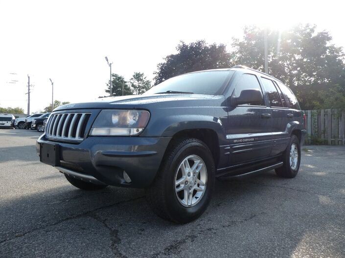 2004 Jeep Grand Cherokee Laredo AS IS Essex ON