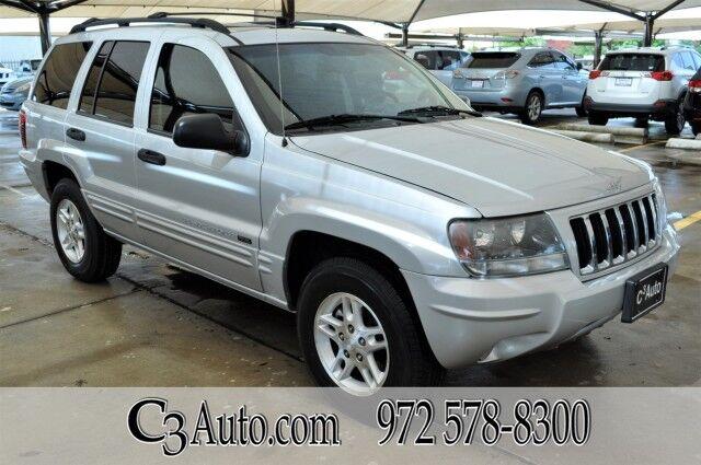 2004 Jeep Grand Cherokee Laredo Plano TX
