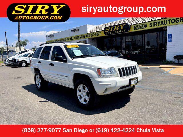 2004 Jeep Grand Cherokee Laredo San Diego CA