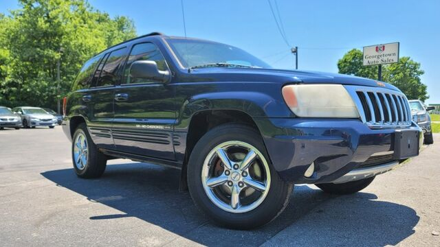 2004 Jeep Grand Cherokee Limited Georgetown KY