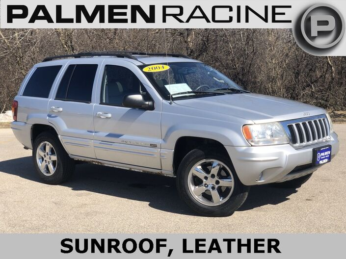 2004 Jeep Grand Cherokee Limited Racine WI