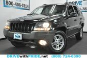 2004 Jeep LAREDO 4WD ALLOY SUNROOF CRUISE TOWING PKG PWR DRIVER Laredo