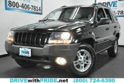2004_Jeep_LAREDO 4WD ALLOY SUNROOF CRUISE TOWING PKG PWR DRIVER_Laredo_ Houston TX