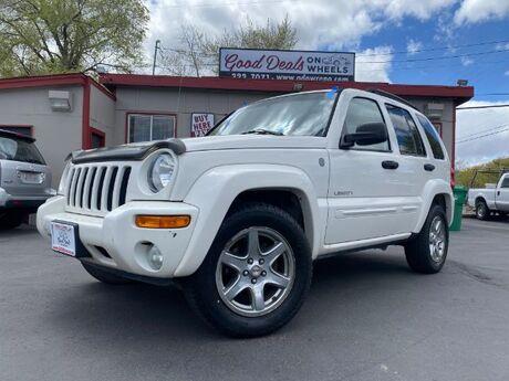 2004 Jeep Liberty Limited 4WD Reno NV