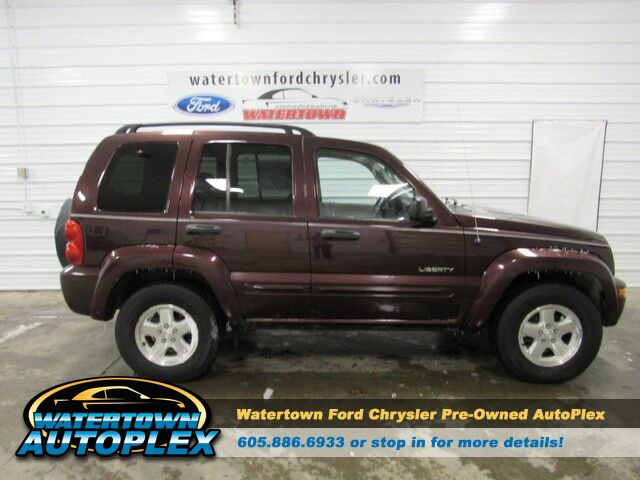 2004 jeep liberty limited watertown sd 28666501