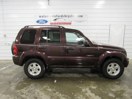 2004 Jeep Liberty Limited Watertown SD