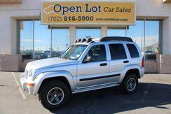 2004_Jeep_Liberty_Renegade 4WD_ Las Vegas NV