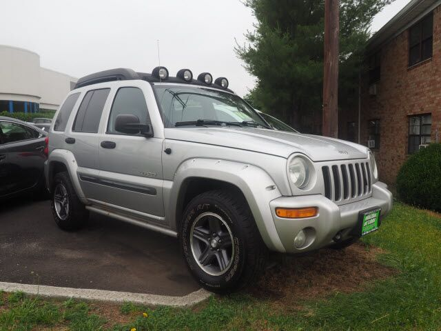 2004 Jeep Liberty Renegade Lodi NJ