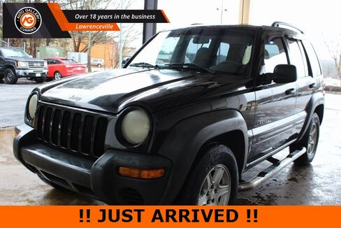 2004_Jeep_Liberty_Sport_ Gainesville GA